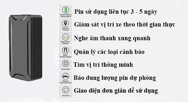 lắp định vị tại huyện Vũ Thư